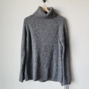 Lovers + Friends Small Kate Cowl Tie-Cuff Sweater